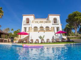 Abahana Villa The Dream, Moraira