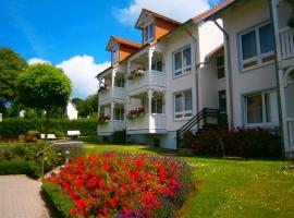 Apartmenthaus Binzer Sterne, Binz