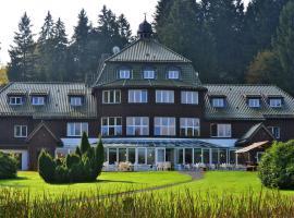 Hotel Harzhaus, Benneckenstein