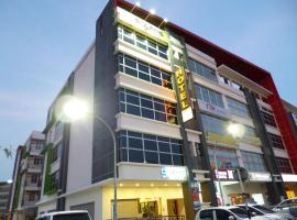 9 Square Hotel - Bangi, Kampong Sungai Ramal Dalam