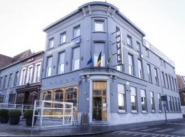 Hotel New Flanders, Sint-Niklaas