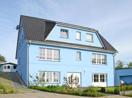 4 Ferienwohnungen im Blu Hus, Freest