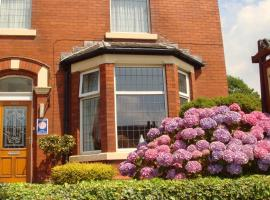 Wendover Guest House, Bolton