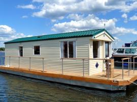 House Boat Jabel, Jabel
