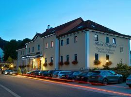 Hotel Thalfried, Ruhla