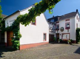 Gästehaus Alfons und Marianne Eifel, Trittenheim