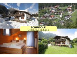 Schmiddle