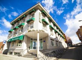 Hotel Real de Castilla, Тордесильяс