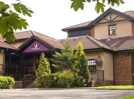 Premier Inn Glasgow East, Bailleston