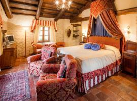 Hotel Castello Di Sinio, Sinio