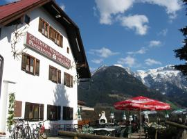 Berggasthof Oberkälberstein, Berchtesgaden