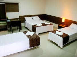 Hotel Belugi, Goiânia