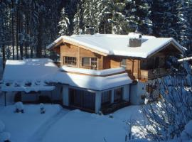 Haus Bugiel-Werlberger, Oberndorf in Tirol