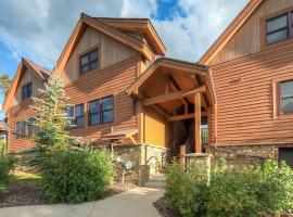 Antler's Gulch Townhome by Colorado Rocky Mountain Resorts, Keystone