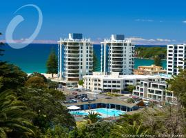 Oceanside Resort & Twin Towers, Mount Maunganui