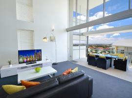 Oxygen Apartments, Brisbane