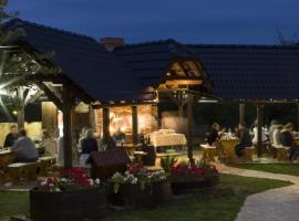Etno Garden Apartments, Plitvica selo