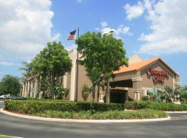 Hampton Inn Commercial Boulevard-Fort Lauderdale