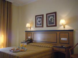 Hotel Mirador, Algeciras