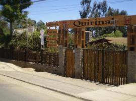 Centro Turistico Cabañas Quirinal, Las Cruces