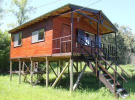 Cabaña El Mahayana, Dique Luján