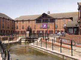 Premier Inn Milton Keynes Central South West - Furzton Lake