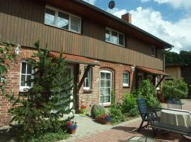 Ferienwohnungen Charlottenhof, Zechlinerhütte