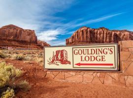 Goulding's Lodge, Голдинг