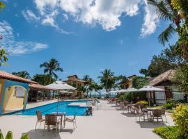 Arraial Bangalô Praia Hotel, Arraial d'Ajuda