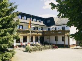 Hotel-Pension Am Wäldchenborn, Manderscheid