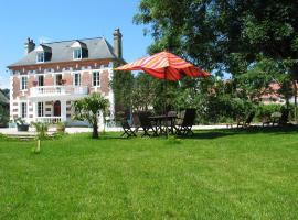 Chambres d'Hôtes Villa Mon Repos, Saint-Aubin-sur-Scie
