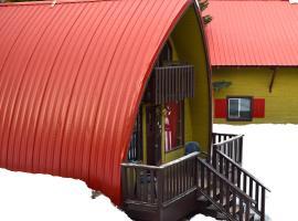 Red Shutter Cabin, Rossland