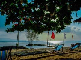 Thaniza Beachfront Resort, Haad Rin
