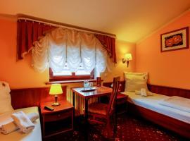 Hotel Palac Wisniewski, Piekary Śląskie