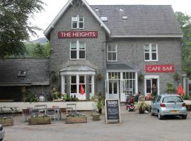 The Heights Bunkhouse, Llanberis