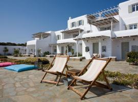 Yakinthos Residence, Panormos Mykonos