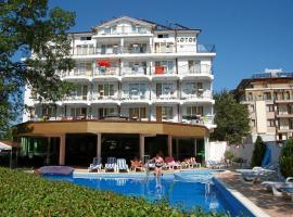 Hotel Lotos, Kiten