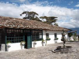 Hacienda La Banda Occidental, Urcuquí