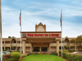 Best Western PLUS Wine Country Inn and Suites, Santa Rosa