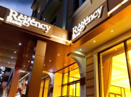 Regency Hotel, Chişinău