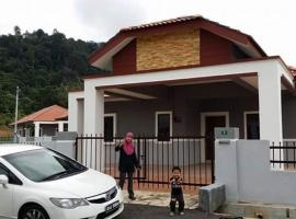 Nuril Homestay, Kampong Ulu Chepor