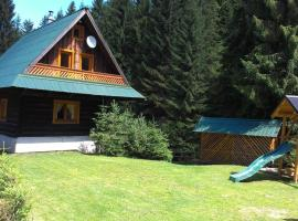 Chata Teplica