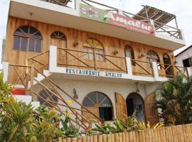 Hotel Restaurante Amalur, Canoa