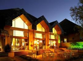 Black Mountain Leisure and Conference Hotel, Groothoek