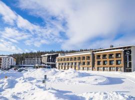 Lapland Hotel Saaga, Ylläsjärvi
