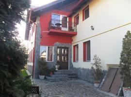 Pensiunea Casa Terzea, Rîşnov