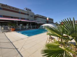 Inter-Hotel Alexia, La Souterraine