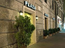 Hotel Plaza, Salerno