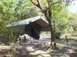 Kare Lodge, Valle de Anton