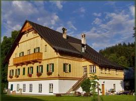 Die Traunmühle, Bad Aussee